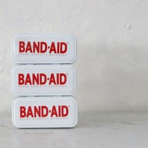 BAND-AID (バンドエイド缶)